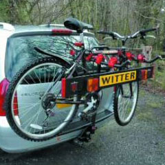 Tow & Carry Cycle Carriers